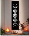 Moon Phase Wall Art Painting Discount 50% off Amazon