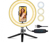 Ring Light with Discount 53% off Amazon