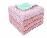 4-Pack 9.85″x9.85″ Microfiber Cleaning Cloth Dish Towels Discount 50% coupon code off Amazon