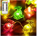 Easter Bunny Decorative String Lights Discount 50% off Amazon