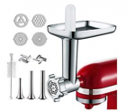 Metal Food Grinder Attachments for KitchenAid Stand Mixers Discount 60% coupon code off Amazon
