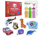 Construction Paper Kid Origami Kit Discount 60% off Amazon