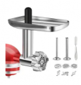 Metal Food Grinder Attachment for KitchenAid Stand Mixers Discount 50% coupon code off Amazon