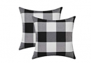Decorative Throw Pillow Cover Rustic Cushion Cover Discount 50% off Amazon