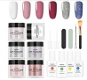 Nail Dip Powder Kit for Beginners Discount 70% coupon code off Amazon