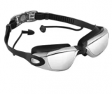 Adults' Swimming Goggles w/ Earplugs Discount 50% coupon code off Amazon