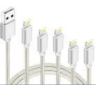 iPhone Lightning Cables Discount 40% coupon code off Amazon