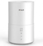 2-Liter Cool Mist Humidifier with Air Sterilization Discount 50% coupon code off Amazon