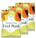 Foot Peel Mask -3 Pairs Discount 50% coupon code off Amazon