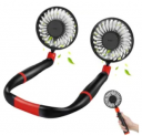 Hands-Free Portable Fan Discount 40% coupon code off Amazon
