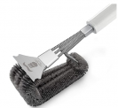 BBQ Grill Cleaning Wire Brush and Scraper Discount 55% coupon code off Amazon