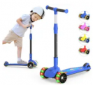 Kids' 3-Wheeled Scooter Discount 50% coupon code off Amazon