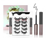 5 Pairs Magnetic Eyeliner and Lashes Kit Discount 65% off Amazon