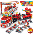 Construction Building Toys for Kids – 25 in 1  Discount 50% coupon code off Amazon