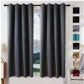 Blackout curtains Discount 55% coupon code off Amazon