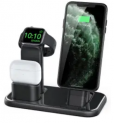 3-in-1 Charging Stand for Apple Watch / Airpods / iPhone Discount 60% coupon code off Amazon