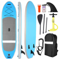 Inflatable Paddle Boards with Accessories & Backpack Discount 60% coupon code off Amazon