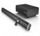 35″ Sound Bar & Subwoofer Discount 60% coupon code off Amazon