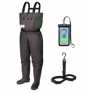 Chest Waders with Built-in Boots Discount 40% coupon code off Amazon
