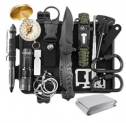 16-in-1 Survival Kit Discount 50% coupon code off Amazon