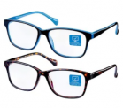 Blue Light Blocking Computer Glasses 2-Pack Discount 60% coupon code off Amazon