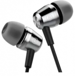 Wrap Around Wired Earphones with Microphone Discount 50% coupon code off Amazon