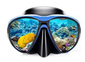 Snorkel Mask Adult Discount 50% coupon code off Amazon