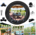 Misting Cooling System Discount 50% coupon code off Amazon