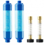 RV and Marine Inline Water Filter 2-Pack Discount 35% coupon code off Amazon