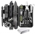 14-in-1 Emergency Survival Kit Discount 40% coupon code off Amazon