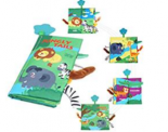 Soft Books for Babies with Teether Discount 50% coupon code off Amazon