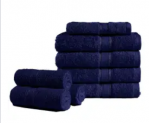 Home Collection 8-Piece Towel Set Discount 65% coupon code off Amazon