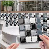 3D Crystal Tile Stickers-10 Pcs Discount 70% coupon code off Amazon