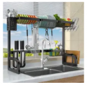 Over-The-Sink Dish Drying Rack Discount 50% coupon code off Amazon