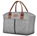 Insulated Thermal Tote Bag Discount 60% coupon code off Amazon