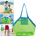 Mesh Beach Bag Extra Large Beach Bags and Totes Discount 40% coupon code off Amazon