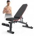 Adjustable Weight Bench Discount 65% coupon code off Amazon
