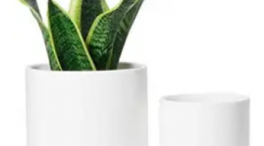 Vintage Style Ceramic Flower Pot 2-Pack Discount 30% coupon code off Amazon