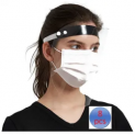 Protective Face Visor 8-Pack Discount 60% coupon code off Amazon