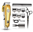 12-Piece Cordless Professional Hair Trimmer Set Discount 50% coupon code off Amazon