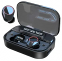 True Wireless Bluetooth Earbuds Discount 50% coupon code off Amazon