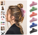 Hair Claw Clips – 6 Pcs Discount 60% coupon code off Amazon