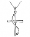 Birthstone Cross Necklace Discount 50% coupon code off Amazon