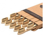 Charcoal Bamboo Toothbrushes Discount 25% off Amazon