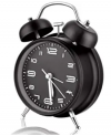 Twin Bell Alarm Clock with Night Light for Heavy Sleepers Discount 60% coupon code off Amazon