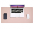 Sided Leather Desk Mat Discount 50% coupon code off Amazon
