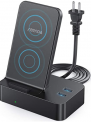 Wireless Charger with Discount 50% off Amazon