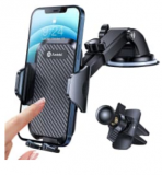 Easy Clamp Car Phone Mount Discount 40% coupon code off Amazon