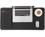 Leather Desk Pad Protector Discount 60% coupon code off Amazon