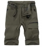 Men's Quick-Dry Hiking Shorts Discount 50% coupon code off Amazon